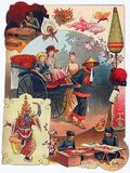 In 1863, Cambodia became a protectorate of France. In October 1887, the French announced the formation of the Union Indochinoise (Union of Indochina), which at that time comprised Cambodia and the three regions of Vietnam (Tonkin, Annam, and Cochinchina). In 1893, Laos was also annexed.